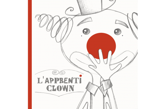 L'Apprenti Clown - frais de port inclus